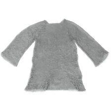 Haller Kettenhemd Oberteil L/XL Kettenrüstung Ritterrüstung