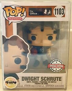 Funko Pop! Dwight Schrute 1103 Basketball The Office Pop! Television