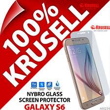 Krusell Nybro Protection Écran En Verre Trempé Film pour Samsung Galaxy S6