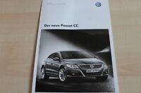 132976) VW Passat CC - Preise & Extras - Prospekt 03/2008