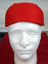 """PIRATE SCARF HAT RED YOUTH XL ADULT SMALL 60752-R 7.25"""" ACROSS"""