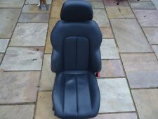 MERCEDES SLK DRIVERS BLACK LEATHER SEAT ELECTRIC POWER ASSIST  R170 96-04