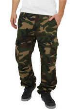 Camouflage Cargo Pants Urban Classics Streetwear Pantalone amp Pantaloncino Uomo
