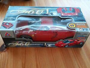 Xiong Sheng F60 Ferrari red No 558  new in box Flashing lights electronic doors