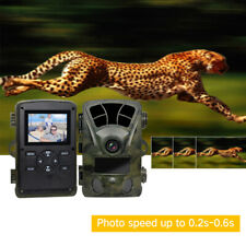 16MP Hunting Trail Camera 1080P Game Camera IR Motion Activated Wildlife Camera