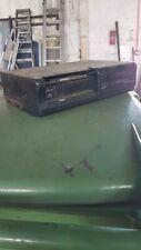 Land Rover Discovery Td5 Cd player