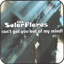 THE SOLARFLARES CAN`T GET YOU OUT OF MY MIND 45 UK PS twist MOD PSYCH L@@K
