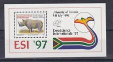 Sud Africa South Africa 1997 Bf 57 Esi 97 MNH