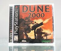 Dune 2000 PS1 PlayStation 1 1999 Complete Clean