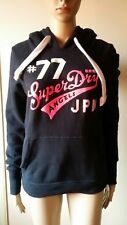 SUPERDRY VINTAGE HOODIE WOMENS SIZE SMALL