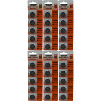 30 CR2032 DL2032 BR2032 LITHIUM COIN CELL BATTERY FAST USA SHIP EXPIRES 2023