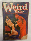 Weird Tales March 1936 Science Fiction Magazine Pulp Digest Series Vol 27 No. 3