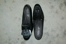 WOMAN - 38 - PENNY LOAFER - SOFTY CALF NERO - LEATHER SOLE