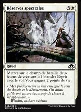 MTG Magic EMN - (x4) Spectral Reserves/Réserves spectrales, French/VF