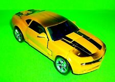 "BATTLE DAMAGED ""BUMBLEBEE"" Deluxe Class TRANSFORMERS Movie Concept Camaro TARGET"