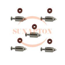 5 x Carburetor Float Needle Valve Seat Kit Briggs Stratton 398188 3.5-6hp