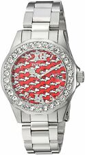 Invicta 24819 Character Collection Women's 38mm Stainless Steel Red Dial Watch