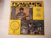 Willie Lindo & Dean Fraser-Double Dynamite Vinyl LP 1979