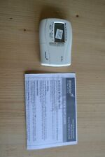 PROGRAMMABLE THERMOSTAT with instructions