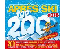 "Various Artists-Dreier-CD: ""Après Ski Top 200 2018"""