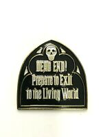 Disney HAUNTED MANSION 30TH ANNIVERSARY LE 700 PIN DEAD END EXIT LIVING WORLD