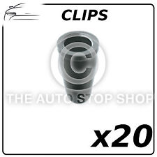 Clips Emblem Clips - Push-On Fixing 4,5 MM Renault Master-Zoe 1261 20 Pack