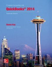 Computer Accounting with QuickBooks 2014 by Donna Kay (2014, CD-ROM / CD-ROM, 1…