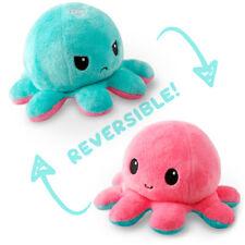 Pulpo Reversible almohada muñecos de peluche suave pulpo muñeco