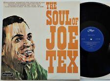 Joe Tex - The Soul Of Joe Tex LP 1967 Orig UK Press A/B Allegro Vinyl EX/NM!