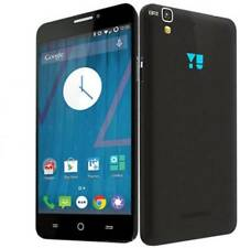 (Refurbished) Yu Yureka AO5510 2GB/16GB Black(c) + 3 Months Seller Warranty
