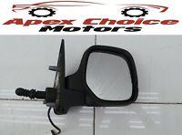 Peugeot Partner Citroen Berlingo MK1 Wing Mirror Driver Right Side OS Damaged