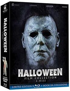 Halloween Film Collection 9 Blu-Ray Import