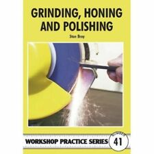 GRINDING HONING POLISHING BOOK WPS 41 MODEL ENGINEER