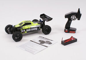 BSD Racing Flux Assault V2 RC Buggy 4WD 1/10 Scale RC Car Inc Charger & Battery
