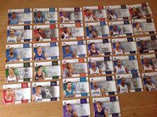 Lote De Trabajo Pannini Studio baloncesto de la NBA Baloncesto Trading Cards Russel Westbrook