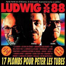 LUDWIG VON 88 - 17 PLOMBS POUR PETER LES TUBES  2 VINYL LP + MP3 NEU