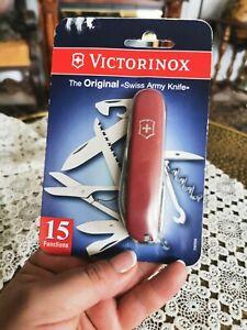 victorinox taschenmesser 15 Funktions neu The original Swiss Army Knife