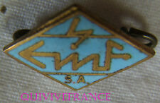 BG6361 - INSIGNE BADGE RADIO EMF S.A.