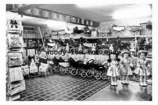 pt9638 - Doncaster , Mellers Dolls Hospital , Hall Gate , Yorkshire - photograph