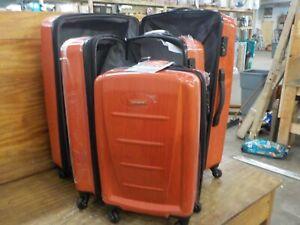 Samsonite Winfield 2 Fashion Spinner 3 Piece Set Luggage - Orange