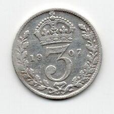 Great Britain - Engeland - 3 Pence 1907