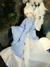 1//3 1//4 1//6 1//8 BJD Clothes Archaic Suit Inner+Outer Top/&Skirt/&WristStrap Lotus