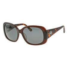 Gafas de sol de hombre marrón sin marca