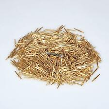 1000PCS DENTAL LAB BRASS DOWEL PINS 2# MEDIUM MOLD SUPPLIES