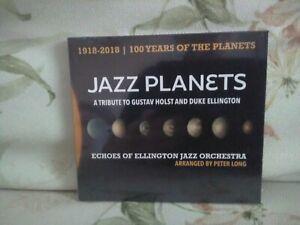 Jazz Planets Echoes Of Ellington Jazz Orchestra - New - UK Seller - Free UK P&P