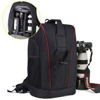 Kamera Rucksack SLR DSLR Regenschutz Fotorucksack Kamerarucksack Schulter Tasche