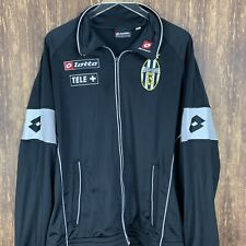 Juventus 00/01 Lotto Track Jacket Xl Soccer Jersey Serie A