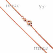 Rose Gold Filled Fashion Chokers 41 - 45 cm Length