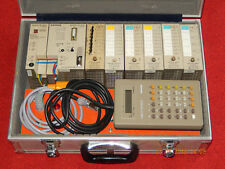 SIEMENS S5 100U+Module+Programmiergerät PG 605U im Koffer,100% OK,in TOP Zustand