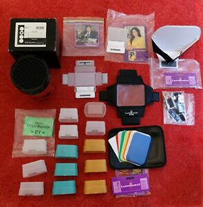 FOR STROBISTS: OMNIBOUNCES & OTHER LIGHT MODIFIERS FOR PORTABLE FLASH,A BARGAIN